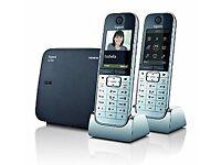 Siemens Gigaset Cordless Phones with Answer Machine