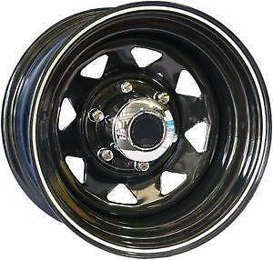 "sunraysia rims 13""- 17"" From $50 each,steel wheels, 4wd wheels Girraween Parramatta Area Preview"