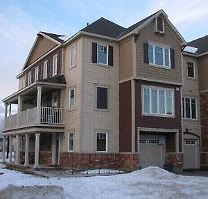Brand new luxury  townhome in Barrhaven!