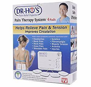 DR-HO's PAIN THERAPY SYSTEM (4 pads) St Clair Penrith Area Preview