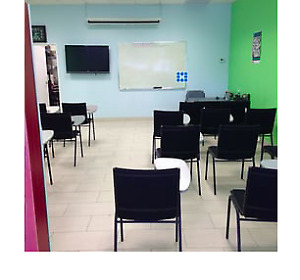 Furnished Classroom For Rent