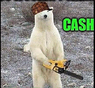Wanted: $$$ for chainsaw 💰💰💰