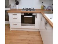 Used Great Condition Zanussi Electric Oven And Grill