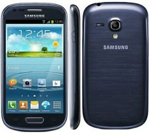 Samsung Galaxy S3 Mini-Good condition- Rogers Fido Chatr