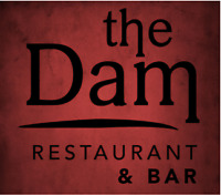 The Dam Restaurant & Bar is hiring!!