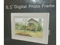 "Digital Photo Frame 8.5"""