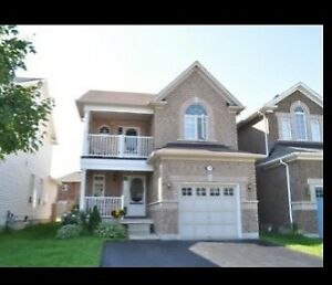 Whitby-Brooklin home for rent August 1st .   $2000.00 per month