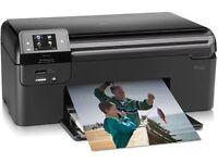 Hewlett packard b110 photosmart printer