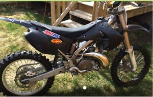 Looking for a 250 2 stroke!!