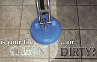 Sanivive cleaning services - Tile & Grout - Carpet - and more!