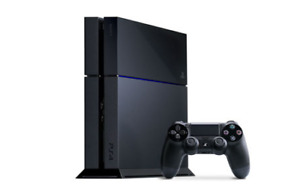 500GB PS4 With Two Games