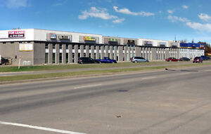 3,913 to 5,399 sq. ft. Industrial Space Available