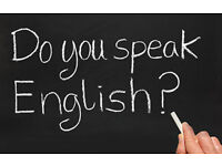 Conversational English coaching. Speaking practice. £22 for 1.5 hours. City Centre or Bellshill