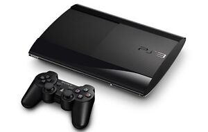 PS3 slim with one controller make an offer