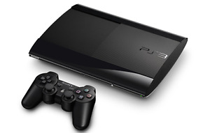 PS3 Sony Playstation with 2 games