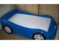 Little tikes roadster car bed £65