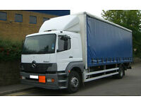 FULL-TIME or PART-TIME HGV CLASS 2 LORRY DRIVER REQUIRED