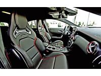 Mercedes-Benz CLA 45 AMG Interior Limited Edition Seats