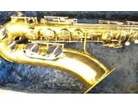 Grassi stencil lamonte tenor saxophone
