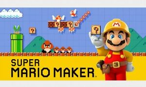 Super Mario Maker PS4