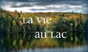 La Vie au Lac St-Sixte,Qc. Terrains à vendre bord de l'eau. Gatineau Ottawa / Gatineau Area image 3