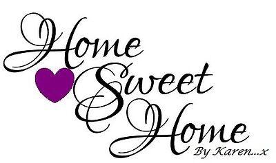 Home Sweet Home x