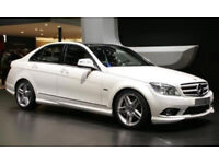 Wanted 2008 -2012 White Mercedes Car