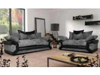SHELDON 3&2 sofas with FREE FOOTSTOOL