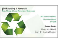 Domestic & Commercial Rubbish Removal Clearance Service