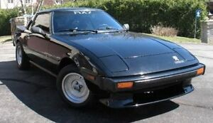 Mazda RX-7 1980 Impeccable !