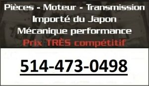 - REBUILT TRANSMISSION HONDA / ACURA A PARTIR DE 400$ -