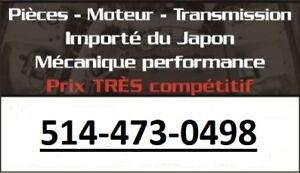 ACURA TRANSMISSION AUTOMATIQUE INSTALLER 600$