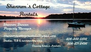 Need Help Renting Your Cottage?