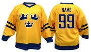 Sweden Hockey Jersey