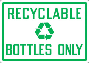 Will take your recyclables