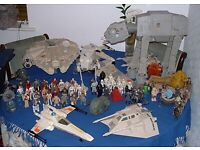💥WANTED WANTED WANTED old Star Wars toys