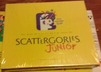 NEW Scattergories Junior game for sale
