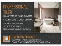Dw tiling services