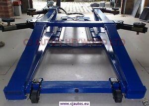 Lift pour automobile industrielle (Élevatrice).