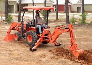 Town Equipment offering Rentals in Russell Area