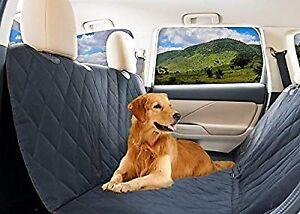 Dog Car Seat Cover - Housse de siège de chien pour voiture