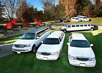 Airport limousine service in hamilton, st. Catherines & lincoln
