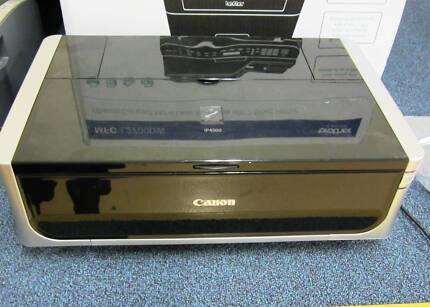 Canon Pixma iP4500 Digital Photo InkJet Printer