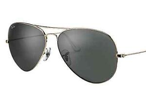 Ray Ban Aviator  Sunglasses   eBay df6aac7f9bd3