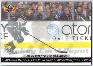 2017-18 Tim Horton TE and Clear Cut hockey cards