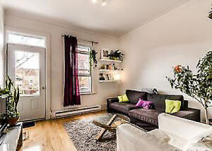Belle maison meublée / Beautiful furnished house in Outremont