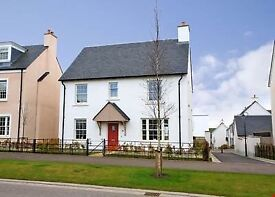 4 bed house for rent in Chapelton near Stonehaven.