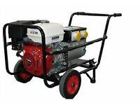 Honda STD60HTF 7KVA Generator GX390 Honda Engine 13HP Professional Generator Armagh Newry Portadown