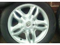 Renault Clio mk3 alloy wheel 15inch