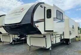 Forest River Cardinal American 5th wheel,Showmans,Caravan,RV,Trailer